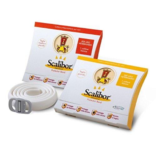Halsbänder von Scalibor für Hunde zum Schutz vor Zecken und andere Parasiten - Foto: Amazon.de